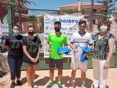 Gran acogida del I torneo de pádel en beneficio de la Asociación de Protección Animal de Mazarrón