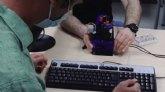 La Cátedra Isaac Peral-NAVANTIA impulsa la ciencia ciudadana, impresión 3D e inteligencia artificial para detectar microplásticos en el Puerto de Cartagena