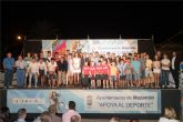 La XV Gala del Deporte premia a los mejores de la temporada