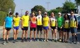 Este sábado tenía lugar la última prueba de la décima liga local de atletismo, la carrera de Los Algarrobos