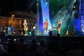 El Aula de Música Moderna finaliza el curso con un concierto en la Fiestas Patronales