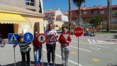 Los centros de Día para la Discapacidad del Ayuntamiento de Totana celebran una jornada especial de Educación vial
