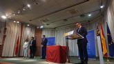 El delegado del Gobierno apela a la lealtad entre administraciones para luchar contra la desafecci�n ciudadana hacia las instituciones