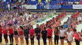 La Escuela Municipal de Gimnasia Rítmica Deportiva y Gimnasia Estética de Grupo clausura la temporada 2017/18