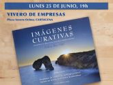 La psicóloga cartagenera Dolores Rizo Vidal presenta su libro ´Imágenes curativas. Un viaje hacia tu subconsciente a través de la naturaleza asturiana´