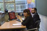 Los profesores de la Universidad de Murcia pueden grabar sus clases para que los estudiantes las utilicen como videoapuntes