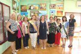 Los hogares de San Pedro y Lo Pagán cierran el curso con actuaciones, exposición de trabajo y homenaje a sus socios de mayor edad