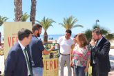 Estrella Levante instala 10 compactadores de latas en el entorno de las playas de San Pedro del Pinatar