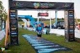 Juan Sánchez, del Club Totana Triatlón, consigue finalizar la prueba de distancia Ironman