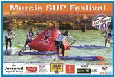 Más de 50 deportistas participarán en el festival 'Gran Premio Ciudad de Murcia' de paddle surf