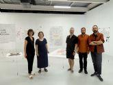 El Centro Párraga presenta 'El problema con las flores' de Equipo Jeleton, una exposición sobre los símbolos contemporáneos