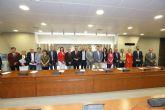 La Junta de Portavoces fija en su primera reunión la distribución del hemiciclo