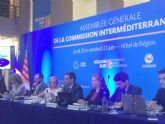 La Región participa en Marsella en la Conferencia de Regiones Periféricas Marítimas de Europa