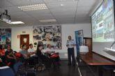 Finaliza el VI Curso de la Universidad Internacional del Mar en la Base Aérea de Alcantarilla