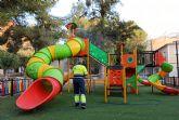 El Ayuntamiento desinfecta 24 zonas de juegos infantiles que se podrán utilizar a partir del lunes