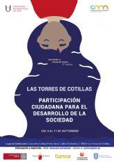 La Universidad del Mar propone en Las Torres de Cotillas un curso sobre el estado actual de la participación ciudadana