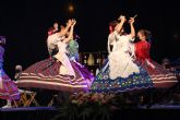 Las Fiestas Patronales arrancan con  la Muestra de Folklore Villa de San Pedro
