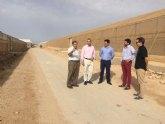 Agricultura invierte 135.000 euros en la mejora de tres caminos rurales en San Javier