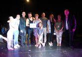 Los premiados disfrutaron con los 2.000 euros en regalos de la campaña estival del 'Área Comercial Las Torres'