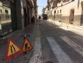 Se adjudica el contrato de las obras de pavimentación y renovación de las redes de abastecimiento de agua potable y saneamiento de las calles Cánovas del Castillo y Cañada Zamora hasta la calle del Barco