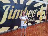 Ana Etayo nueva portera del Jimbee Roldan