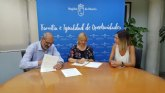 La Comunidad pone en marcha el servicio de ayuda a domicilio para el cuidado de personas con dependencia en Villanueva del Río Segura