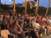 Más de 150 personas disfrutaron del Recital de Poesía del 'Nogalte Cultural'