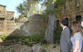 La C�rcel Vieja se abre a los murcianos 90 años despu�s con el derribo de los muros