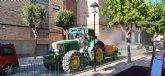 Desinfección de calles, parques, jardines y espacios púbicos, como medida de prevención de la Covid-19