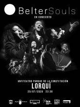 Lorquí - belter souls en concierto