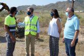 Acometen trabajos de desbroce y acondicionamiento en diversas vías regionales del municipio