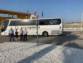 Nuevo servicio de autobús al centro penitenciario de Campos del Río