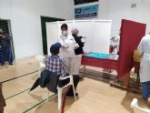 Plan de vacunación masiva para esta semana en Totana