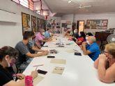 Ganar Totana se reúne con la Plataforma en Defensa del Cercanías junto a representantes políticos de otros municipios afectados