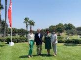 El Real Club de Golf La Penaza acoge el Santander Golf Tour Letas Zaragoza