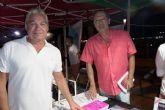 La literatura conquistó Puerto de Mazarrón con la celebración de ´La Bahía de los Libros´