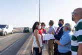 La Comunidad aumentará la seguridad del puente de Torreciega en Cartagena
