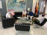 El Ayuntamiento de San Javier, entre los galardonador por 'Cartagena por la Caridad'