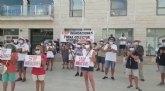 Resumen concentración vecinos El Mojón Ayuntamiento de El Pilar de la Horadada