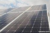 Una nueva planta de energía solar en Mazarrón generará 50 puestos de trabajo directos