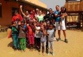 Vecinos de la comarca del Guadalent�n rinden cuentas del viaje solidario a Namibia y Sud�frica