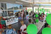 Aldea celebra el Día Mundial del Alzheimer
