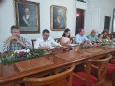 Después de año y medio, Castejón asume la propuesta de José López para dar un giro social a Casco Antiguo