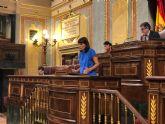 González Veracruz: El Gobierno de Pedro Sánchez está consiguiendo revertir en cien días la  discriminación de siete años del Gobierno de Rajoy a la Región