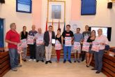El Ayuntamiento suscribe once convenios de colaboración con las entidades deportivas para el desarrollo de escuelas deportivas en instalaciones de titularidad municipal