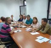 La Junta de Gobierno Local de Molina de Segura aprueba la declaración de emergencia para actuaciones por las inundaciones en distintas zonas del municipio
