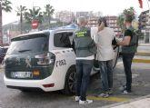 La Guardia Civil detiene a un experimentado delincuente por robos en viviendas de Puerto de Mazarr�n