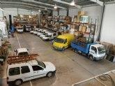 Prorrogan el contrato de servicios de seguros para la flota de vehículos del Ayuntamiento de Totana