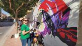 Archena tendrá el primer muro 'feminista' de la región de Murcia para revindicar la figura de la mujer en la sociedad