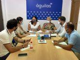 El PP inicia el nuevo curso político cargado de iniciativas trabajadas de la mano de colectivos y organizaciones de Águilas